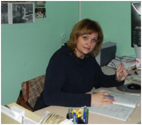 Библиотекарь   Лёвина Юлия Владимировна